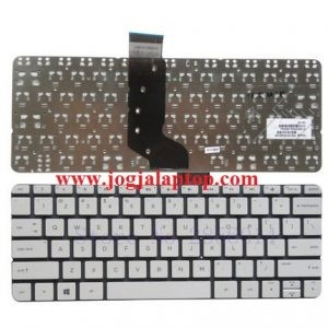 Jual keyboard HP stream 11 putih